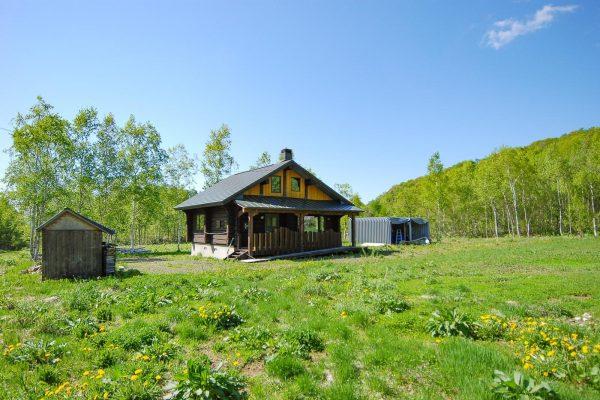 Kondo Log House 5