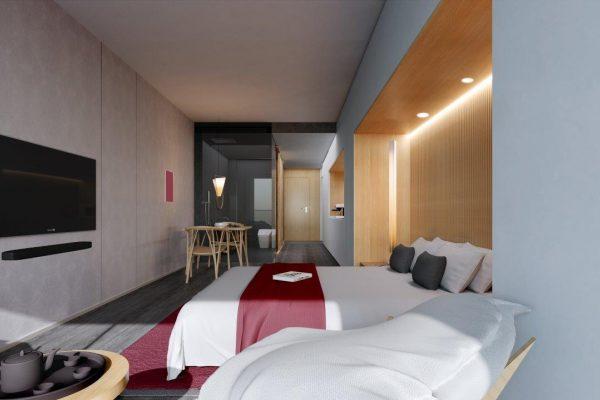 Matie Niseko Studio B Bed R