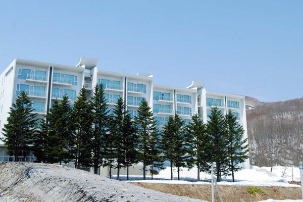 Niseko Landmark View exterior
