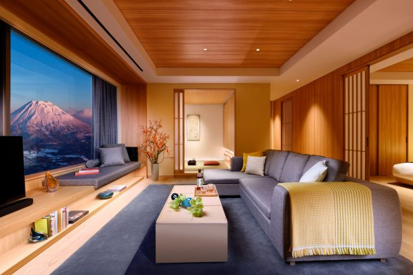 Setsu Niseko Living Room