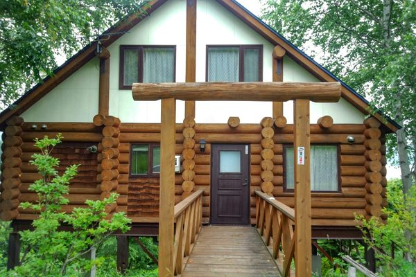 Toya Log House 2